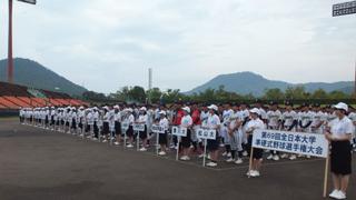文部科学大臣杯第70回全日本大学準硬式野球選手権大会実施要項